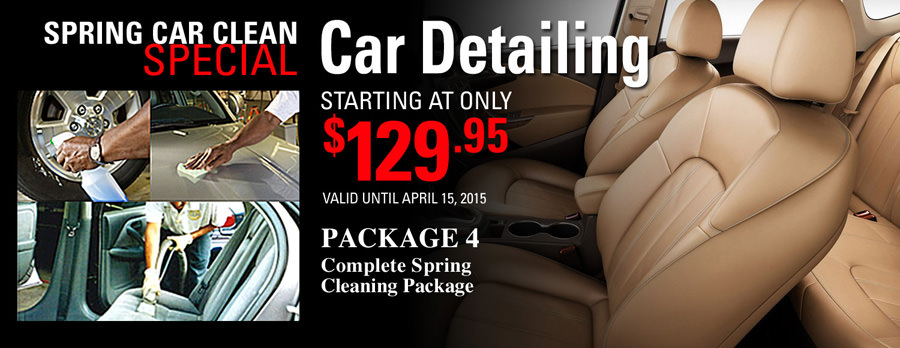 Auto Car Detailing Cleaning